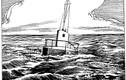 """""""Bảo bối thần kỳ"""" giúp phi công phát xít Đức sống sót khi bị bắn rơi xuống biển"""