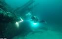 Cận cảnh xác tàu ngầm Đức bị chìm trong Thế chiến 2