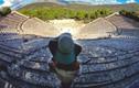 Bí ẩn nhà hát Hy Lạp cổ có khả năng chữa lành bệnh tật