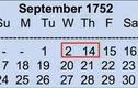 """Sự thật giật mình nước Anh """"bốc hơi"""" 11 ngày năm 1752"""