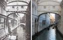 Diện mạo những địa điểm nổi tiếng châu Âu sau gần 100 năm
