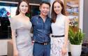 Hoàng Thùy Linh và các khách mời dự lễ cưới NSND Công Lý