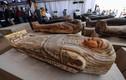 """Phát hiện số lượng """"khủng"""" xác ướp hàng nghìn tuổi ở Ai Cập năm 2020"""