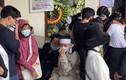 Vợ sắp cưới khóc nấc trong lễ an táng diễn viên Hải Đăng