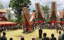 """Rợn người tập tục """"sống"""" cùng người chết của bộ tộc ở Malaysia"""