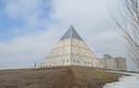 Tiết lộ bất ngờ về kim tự tháp cực hiện đại nổi tiếng Kazakhstan