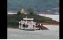 Du thuyền bị lật ở Lào, nhiều người thiệt mạng
