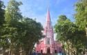 Đẹp lung linh nhà thờ màu hồng 90 năm tuổi gây sốt xứ Nghệ