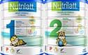 Cảnh báo sản phẩm dinh dưỡng công thức Nutrilatt 1 và 2 kém chất lượng