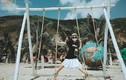 """Nghĩ ra độc chiêu đi du lịch biển, cô gái Quy Nhơn khiến nhiều người """"ngã ngửa"""""""