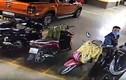 Trộm ngang nhiên vào chung cư cao cấp lấy trộm xe máy