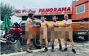 4 quý ông khoả thân trên đèo Mã Pì Lèng: Thiếu não còn tỏ ra nguy hiểm?