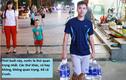 Ảnh chế người dân Hà Nội những ngày sống chung nước bẩn