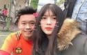 Bạn gái trung vệ Thành Chung: Vẻ đẹp dễ thương trói chân chàng trung vệ