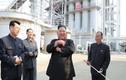 """Hình ảnh ông Kim Jong Un """"tái xuất"""" trong lễ khánh thành một nhà máy"""