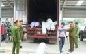 Phát hiện xe container chở lô hàng nhập lậu trị giá 5 tỷ