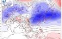 Từ đêm nay, các tỉnh Bắc Bộ, Bắc Trung Bộ có mưa, gió giật mạnh