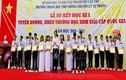 Bộ Giáo dục tặng bằng khen cho 1.355 học sinh giỏi quốc gia