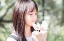 Nụ cười tỏa nắng vạn người mê của nàng diễn viên Hảo Mỳ Tôm