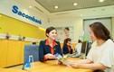 Sacombank báo lỗ do đầu tư chứng khoán, nợ xấu tăng lên 2,15%