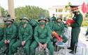 Ngày đầu trong quân ngũ của tân binh Quân đội Việt Nam