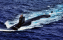 """Tàu ngầm nào của Mỹ vừa đâm """"vật thể lạ"""" ở biển Đông?"""