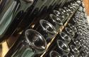 Giải mã nguyên nhân chai rượu vang thường lõm đáy