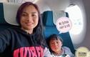 'Hot Youtuber' Quỳnh Trần JP và bé Sa đang trên đường về Việt Nam