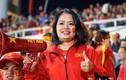 Nữ CĐV hát 'Bay lên trời là bay ra ngoài' bị tấn công trang cá nhân