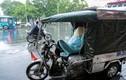 Không khí lạnh kéo tụt nhiệt độ, mùa đông đã về Hà Nội