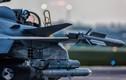 Đẹp mê hồn dàn chiến đấu cơ JAS 39 của Không quân Thuỵ Điển