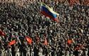 Quân đội Venezuela tập trận thị uy lớn chưa từng có