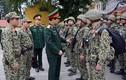 Kiểm tra các đơn vị quân đội tham gia bảo vệ thượng đỉnh Mỹ-Triều