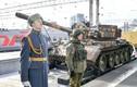 Bất ngờ cách Nga trưng bày chiến lợi phẩm từ chiến trường Syria