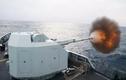 Cận cảnh hộ vệ hạm đông đảo nhất của Trung Quốc khai hoả rực lửa