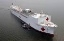 Khám phá siêu tàu bệnh viện 1000 giường USNS Mercy của Hải quân Mỹ