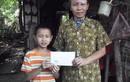 Thông báo chuyển tiền từ thiện tháng 4/2013