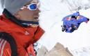 Cú nhảy lập kỷ lục thế giới từ đỉnh Everest