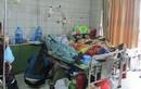 Rét đậm kéo dài, gầm giường bệnh viện cũng hết chỗ