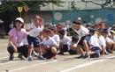 Học sinh Nhật: Không sợ bẩn, ngã và không ngại nắng