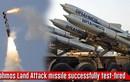 Ân Độ thử xong tên lửa BrahMos bản đối đất, Trung Quốc có giật mình?