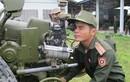 Kho vũ khí cơ bản của Quân đội Nhân dân Lào có gì đặc biệt?