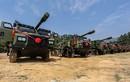 Pháo tự hành PCL-181 Trung Quốc điều đến biên giới có bằng M777 Ấn Độ?