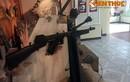 Chiến sĩ Hà Nội sở hữu khẩu tiểu liên quý sau Cách mạng Tháng Tám