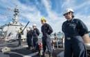 Khu trục hạm Mỹ tiến thẳng vào nơi Trung Quốc tập trận trên Biển Đông