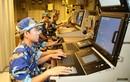 Trung tâm tác chiến tàu hộ vệ 016 Quang Trung: Hiện đại đến từng chi tiết