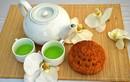 Khi ăn bánh trung thu nên uống trà