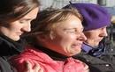 Thân nhân hành khách máy bay Nga rơi khóc lóc thảm thiết