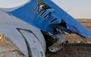Máy bay Nga rơi tại Ai Cập đã bị vỡ trên không?