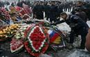 Lễ an táng phi công máy bay Su-24 bị bắn rơi